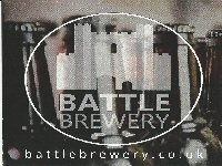 Battle Brewery our local excellent micro brewery