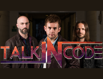 Talk In Code - Live in Concert - Brightling Walled Garden Concert